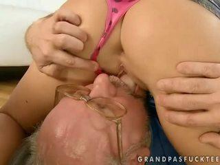 hardcore sex, oral sex, blondes