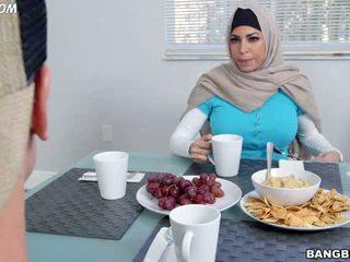 blowjob, arab, motër