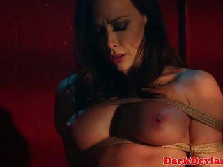 Flogged chanel preston banged în timp ce tiedup: gratis hd porno 10