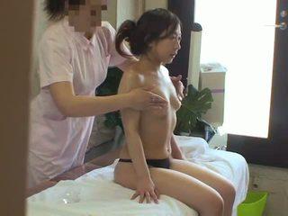 масажистка, лесбийка, масаж