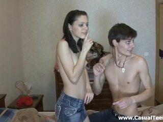 Pussyhammering avec une nana