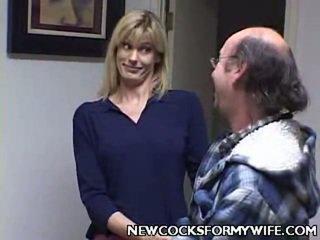рогоносец, wife fuck, съпругите home movies