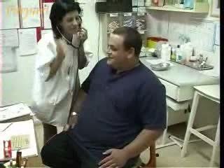 Dokter volwassen arab israel jew poesje neuken thuis gemaakt amateur video-