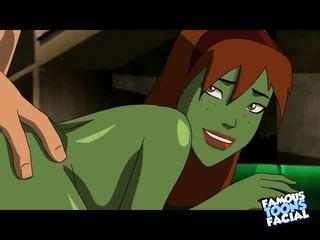 Justice league секс відео