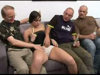 sofa, girtas, blowjob
