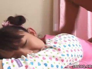 Νέος ιαπωνικό έφηβος/η πατήσαμε σκληρά uncensored βίντεο
