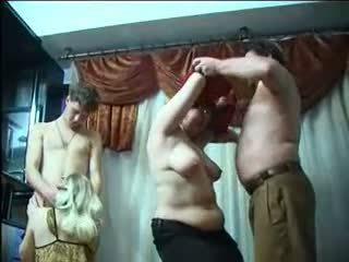Russo scambista festa