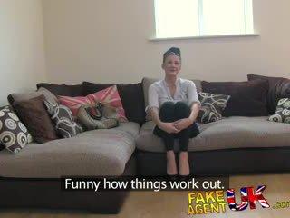 virkelighet, audition, british