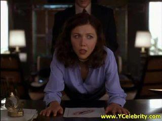 Maggie gyllenhaal sekretär