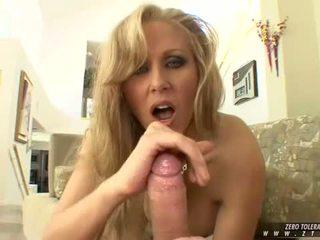 Blonde milf julia ann loves grand.