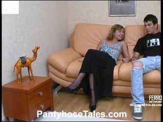 Mima ve vitas screened süre pantyhosefucking
