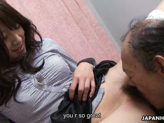 Senas vyras yra eating kad šlapias plaukuotas paauglys putė į viršų: hd porno 41