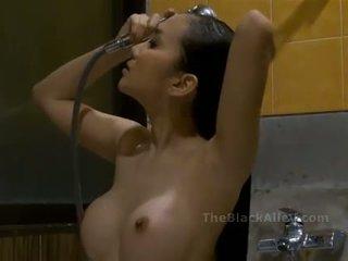 shower, panas, asian