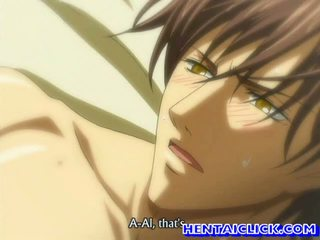 Sexy hentai gay anal sex