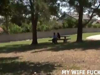 žmonos apgautas vyras, femdom, hd porno