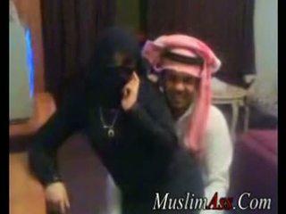 Niqab scandal відео