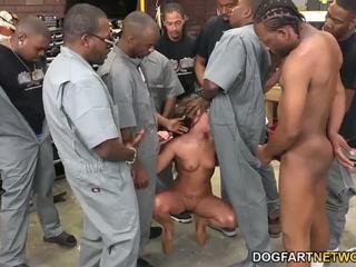 check cumshots see, full interracial fun, great gangbang rated