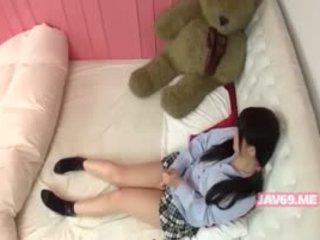 E lezetshme i eksituar koreane vajzë having seks