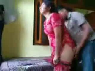 Indian Punjab bhabhi tits and doggyfuc...