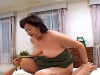 Aziatisch granny- 2271