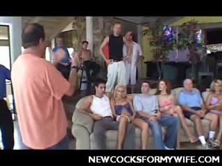 best cuckold film, full mix action, wife fuck