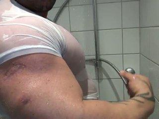bareback, gay, muscle