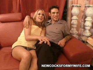 สามีซึ่งภรรยามีชู้, ผสม, wife fuck