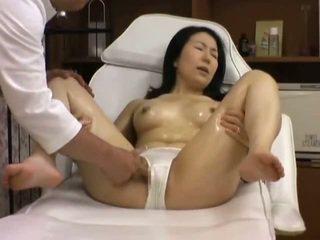 Beauty parlor masaža spycam 1