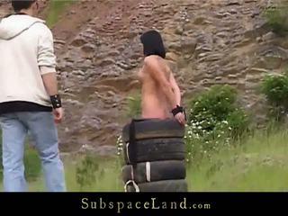 지방 having 섹스 큰 titted lass obedient 에 고통 happiness 장면