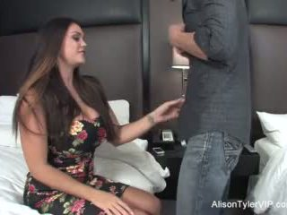 Alison Tyler fucks her friend