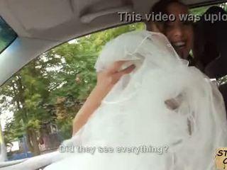 bride, outdoors, babe