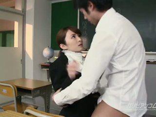 Beauty вчитель трахкав жорсткий по students