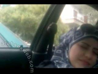 voyeur, na prostem, arab