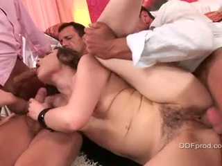 brunette, young, hardcore sex