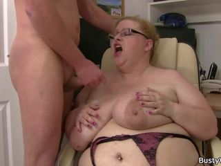 Hot Office Sex with Huge Boobs Fatty, HD Porn 7a