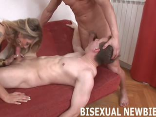 Embrace You Bisexual Side and Suck some Cock: Free Porn 92