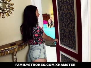 Familystrokes - צעד sisters מקניט ו - זיון צעד אח