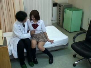 Školačka hypnosis pohlaví s lékař