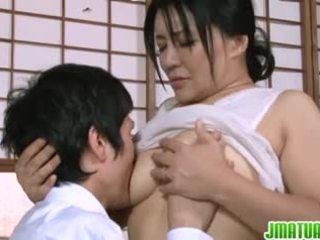 japonês, amadurece, masturbação