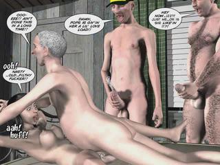 3d 滑稽 chaperone episode 2