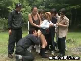 japonisht, group sex, interracial