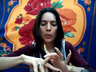 Pikk loomulik nails: pikk nails porno video b9