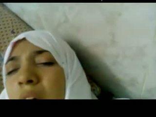 Wonderful مصرية arabic hijab فتاة مارس الجنس في مستشفى -
