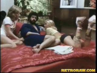 三人性交, alleta threesome, 复古色情