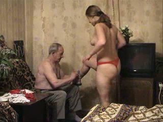 мъж, стар, руски