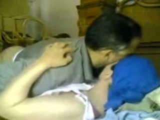 Naughty Egyptian Housewife Cheating Video 1