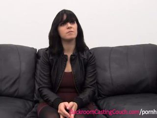 Broke Mom Anal & Swallow Casting Scam