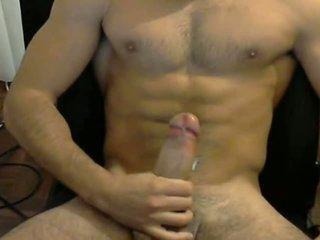 Chaud muscle étalon cumming