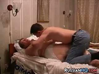러시아의 두 확인 a 섹스 tape