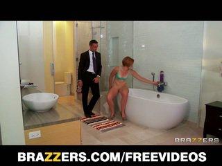 Scarlet joven jodi taylor es bathed spanked y got laid